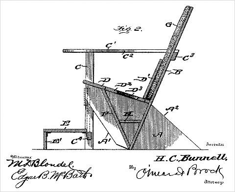 Original-Patent-Drawing-Adirondack-Chair