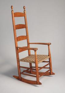Shaker-Rocking-Chair