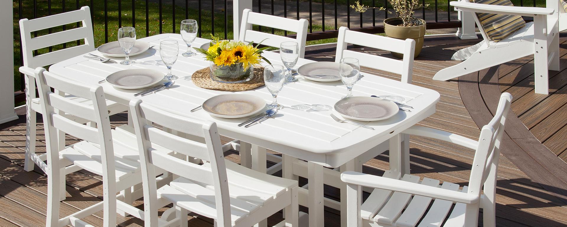 Prep Your Patio for Springtime - Living Outdoors