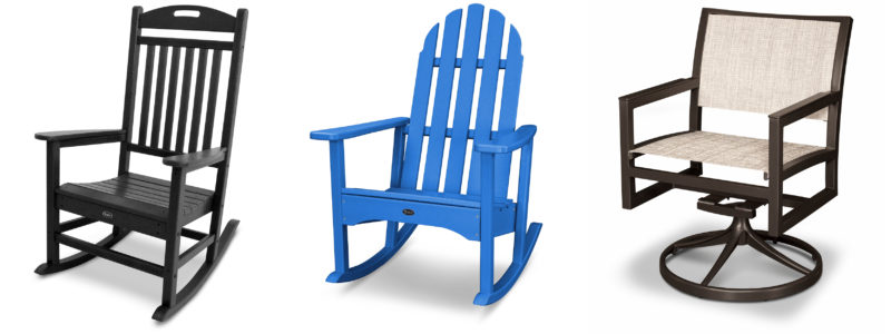 How To Buy An Outdoor Rocking Chair Trex Outdoor Furniture