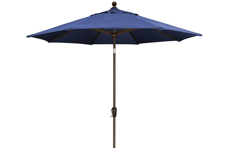 9' Tilt Market Umbrella & Base