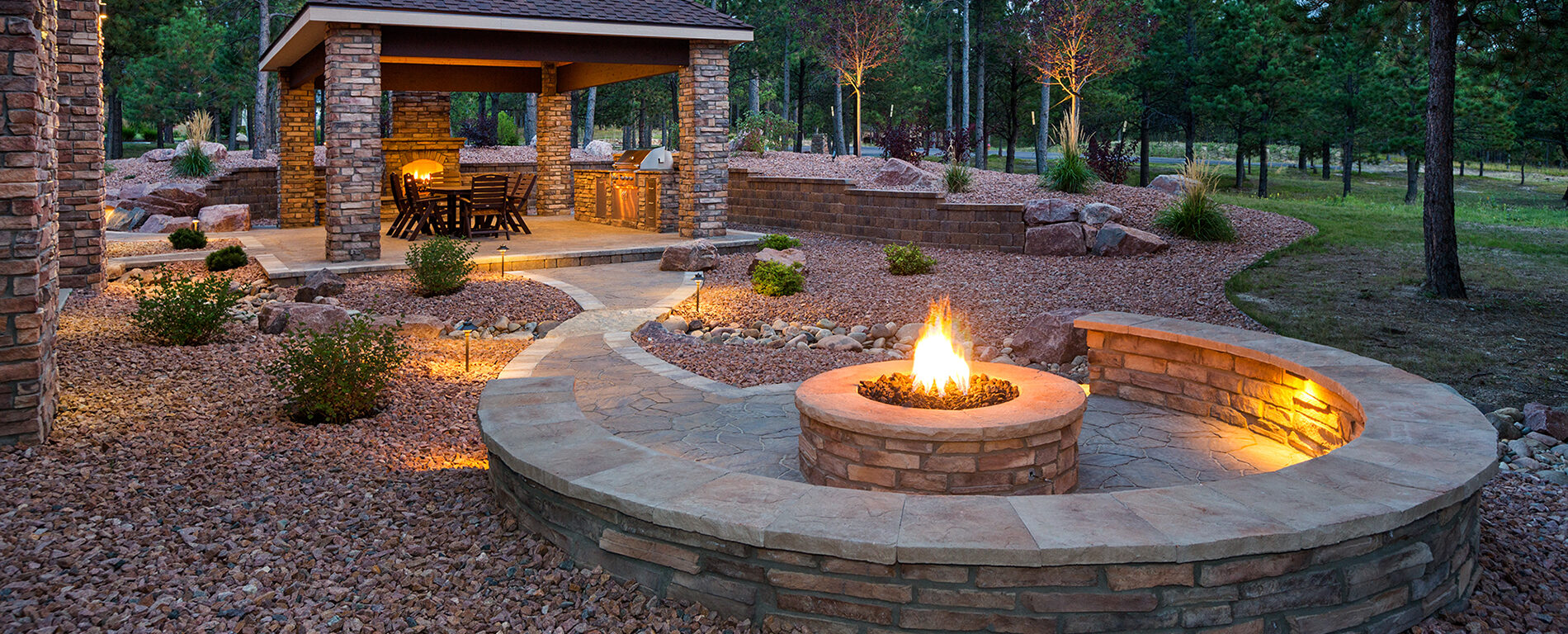 Outdoor Patios And Decks Living Outdoors