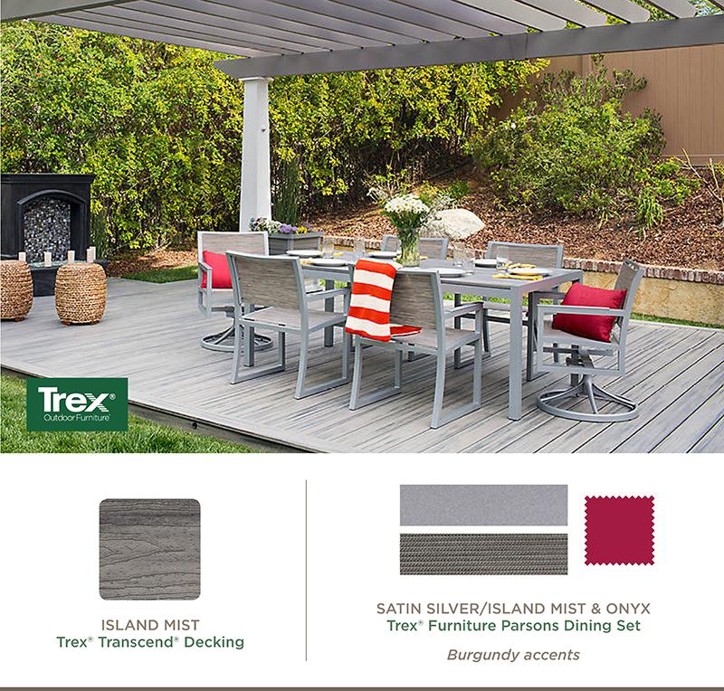 Trex Outdoor Furniture Composite Outdoor Furniture Canada Trex Outdoor Furniture 4 Lakinge